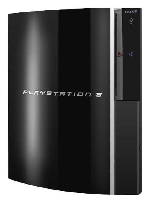 Игровая консоль SONY PlayStation 3 PS719142768, черный