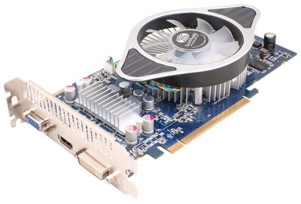 Видеокарта SAPPHIRE AMD  Radeon HD 4850 ,  1Гб, DDR3, lite [11132-xx-20r]