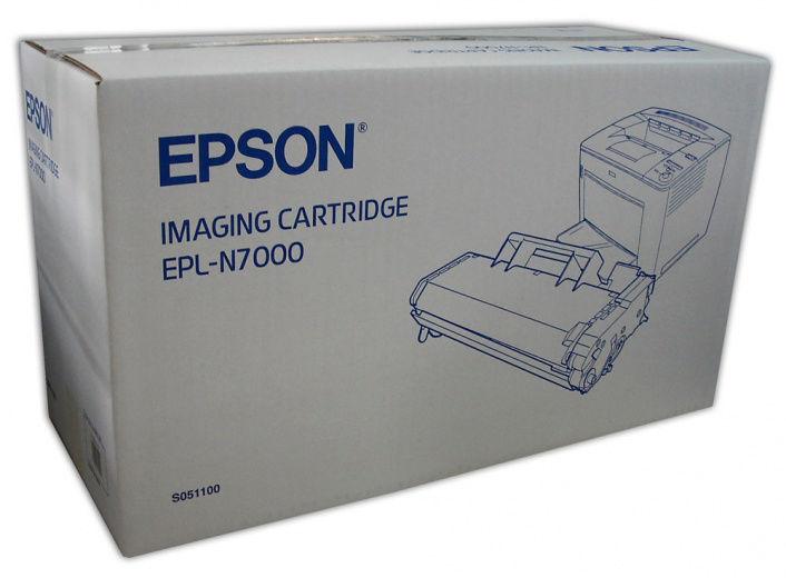 Картридж EPSON C13S051100 черный