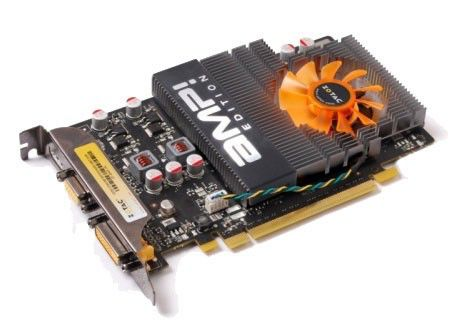 Видеокарта ZOTAC nVidia  GeForce GT 240 ,  512Мб, DDR5, Ret [zt-20405-10l]