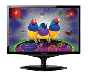 Монитор ЖК VIEWSONIC VX2268Wm 3D, 22