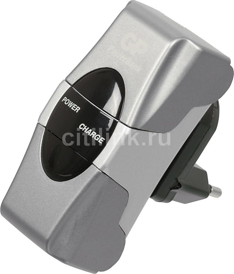 Аккумулятор + зарядное устройство GP PowerBank PB510GS85BS,  4 шт. AAA,  850мAч
