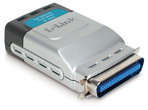 Принт-сервер D-LINK DP-301P+ внешний [dp-301p+/e]