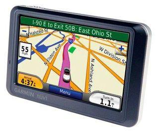 GPS навигатор GARMIN Nuvi 715,  4.3
