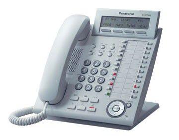 Системный телефон PANASONIC KX-DT343RU