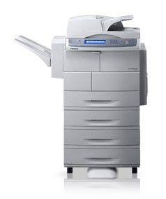 МФУ лазерный SAMSUNG SCX-6545N/XEV,  A4,  лазерный,  белый