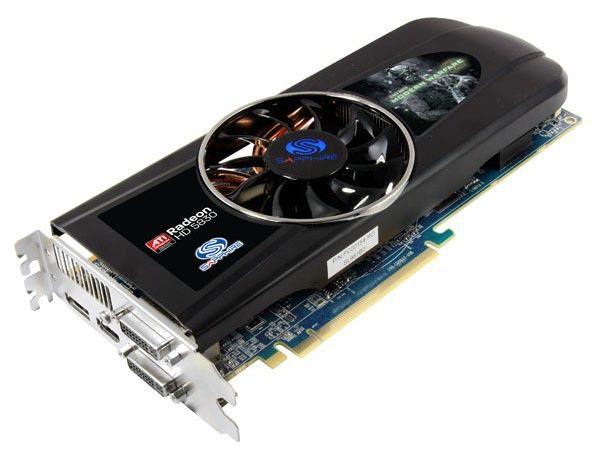 Видеокарта SAPPHIRE Radeon HD 5830,  1Гб, DDR5, Ret [11169-xx-51r]