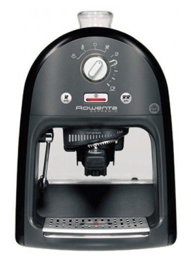 Кофеварка ROWENTA ES6400,  эспрессо,  черный