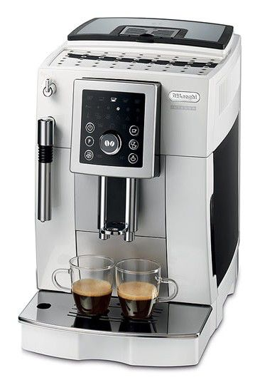 Кофемашина DELONGHI ECAM23.210W,  белый