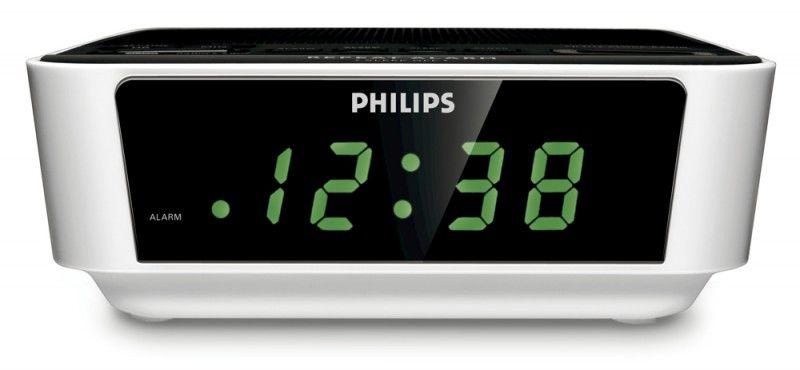 Радиобудильник PHILIPS AJ3112/12, белый