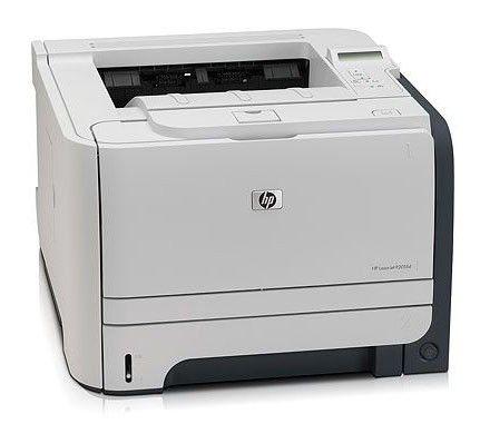 Принтер HP LaserJet P2055 лазерный, цвет:  белый [ce456a]