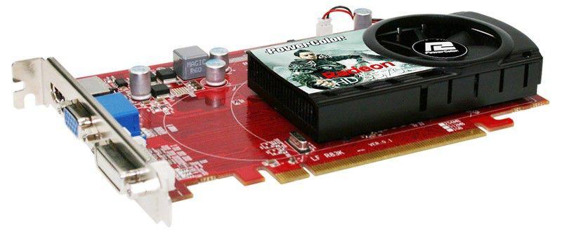 Видеокарта POWERCOLOR AMD  Radeon HD 5570 ,  512Мб, DDR3, Ret [ax5570 512mk3-h]