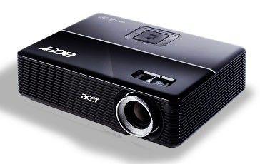 Проектор ACER P1100(3D) черный [ey.k1501.001]