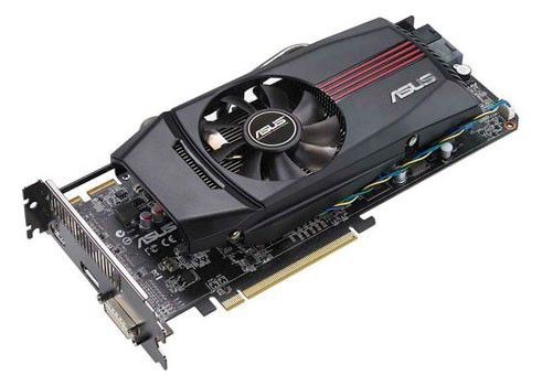 Видеокарта ASUS Radeon HD 5850,  1Гб, GDDR5, Ret [eah5850 directcu/2dis/1gd5]