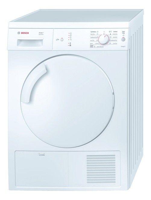 Сушильная машина BOSCH WTE 84123OE белый