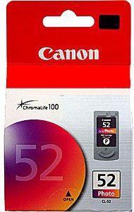 Картридж CANON CL-52 многоцветный [0619b025]