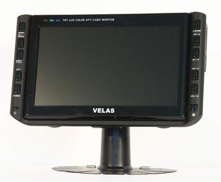 Автомобильный портативный телевизор VELAS VTV-C703,  7