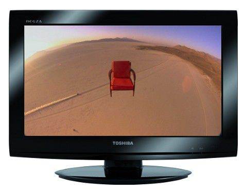 "Телевизор ЖК TOSHIBA REGZA 22AV703R  ""R"", 22"", HD READY (720p),  черный"