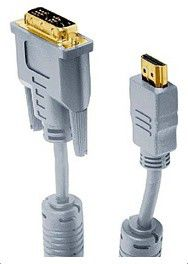 Кабель HDMI  HDMI (m) -  DVI-D (m),  3м [bw1461]