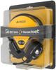 Наушники с микрофоном A4 HS-28,  мониторы, серебристый  / черный [hs-28 (silver black)] вид 8