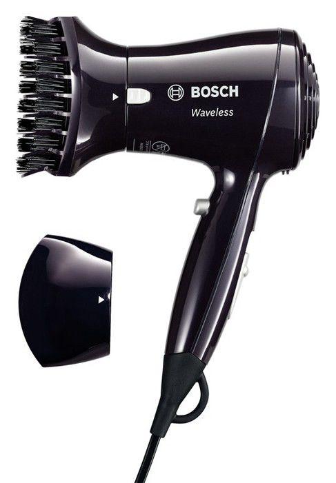 Фен BOSCH PHD6160, 1200Вт, черный