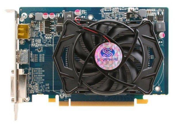 Видеокарта SAPPHIRE Radeon HD 5670,  512Мб, DDR5, lite [11168-xx-20r]