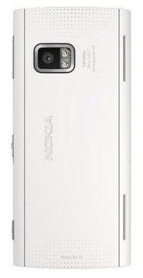 Смартфон NOKIA X6 16Gb, белый
