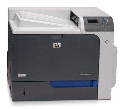 Принтер HP Color LaserJet Enterprise CP4025N лазерный, цвет:  белый [cc489a]