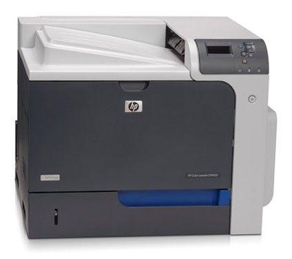 Принтер HP Color LaserJet Enterprise CP4025DN лазерный, цвет:  белый [cc490a]