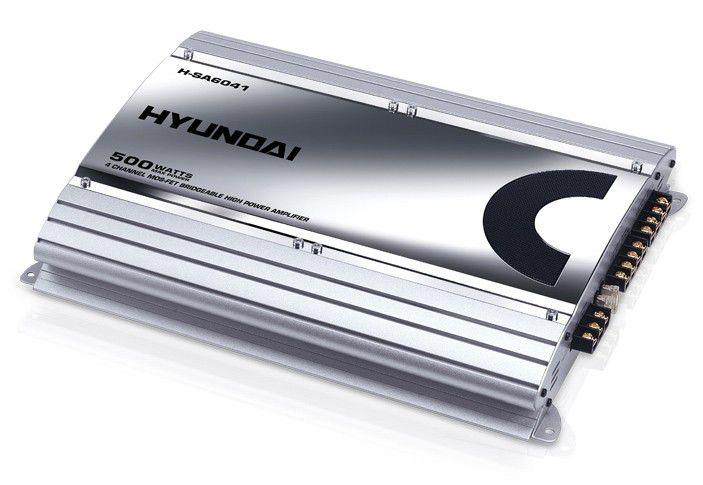 Усилитель автомобильный HYUNDAI H-SA6041