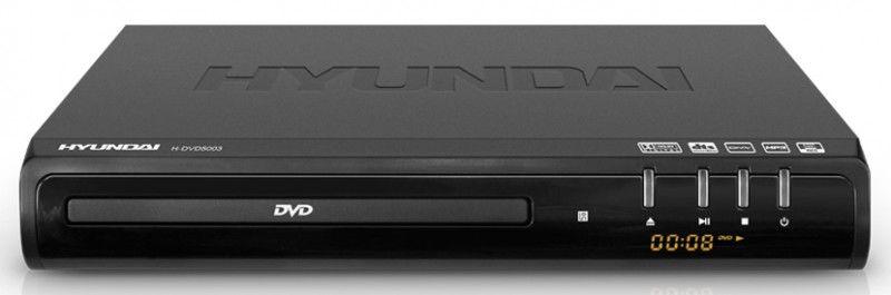DVD-плеер HYUNDAI H-DVD5003,  черный