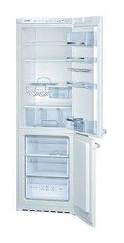 Холодильник BOSCH KGS36Z25,  двухкамерный,  белый