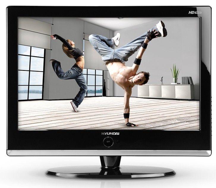 "Телевизор ЖК HYUNDAI H-LCD1510  ""R"", 15"", HD READY (720p),  черный"