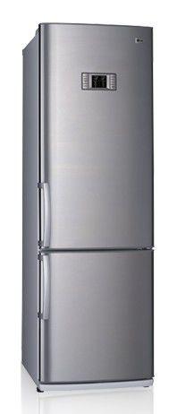 Холодильник LG GA-479ULPA,  двухкамерный,  серебристый [ga479ulpa]