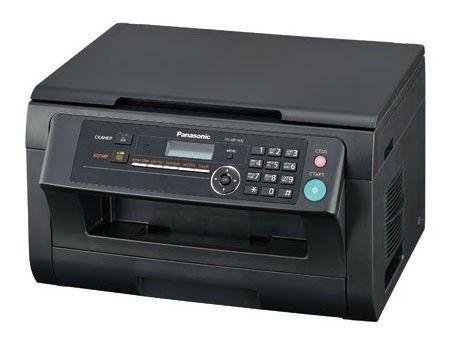 МФУ PANASONIC KX-MB1900RUB,  A4,  лазерный,  черный