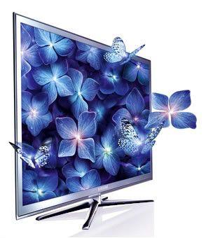 LED телевизор SAMSUNG UE46C7000W  46