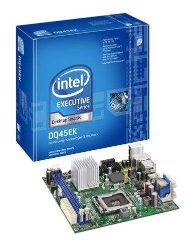 Материнская плата INTEL DQ45EK LGA 775, mini-ITX, Ret