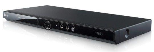 DVD-плеер LG DVX-491K,  черный