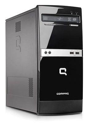 HP 500B,  Intel  Celeron  E3300,  DDR3 2Гб, 500Гб,  Intel GMA 4500,  DVD-RW,  Windows 7 Professional,  черный [wu523es]