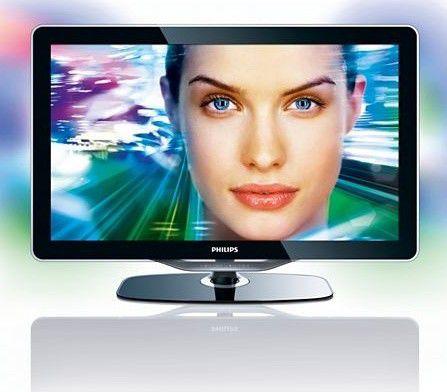 "LED телевизор PHILIPS 32PFL8605H/60  ""R"", 32"", FULL HD (1080p),  черный"