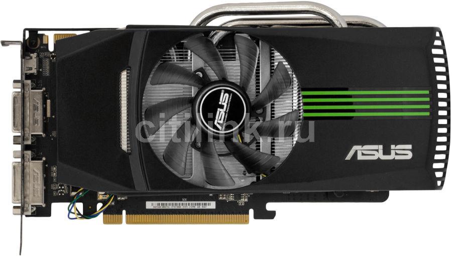 Видеокарта ASUS GeForce GTX 460,  1Гб, DDR5, Ret [engtx460 directcu/2di/1gd5]