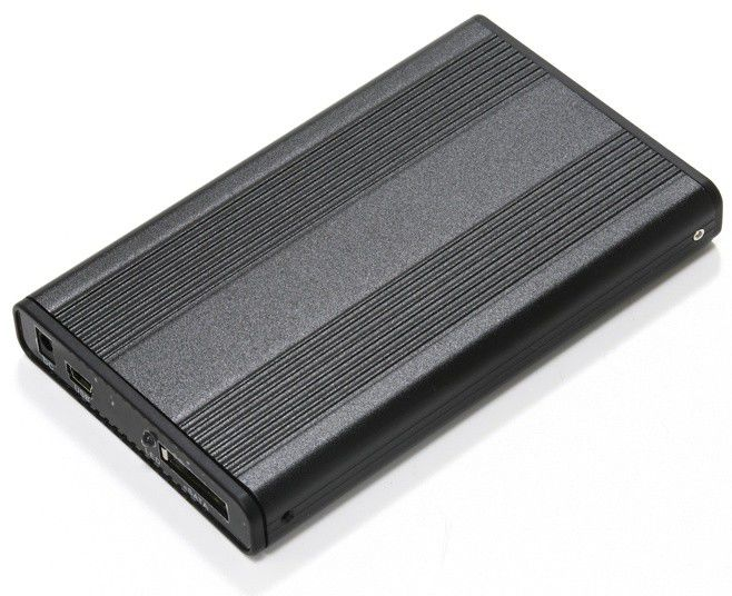 Внешний корпус для  HDD SCYTHE Kamazo 2 KMZ2-25-BK, черный
