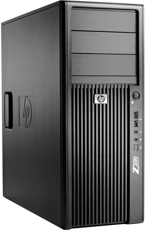 HP Z200,  Intel  Core i5  650,  DDR3 3Гб, 320Гб,  Intel HD Graphics,  DVD-RW,  Windows XP Professional,  черный [kk611ea]
