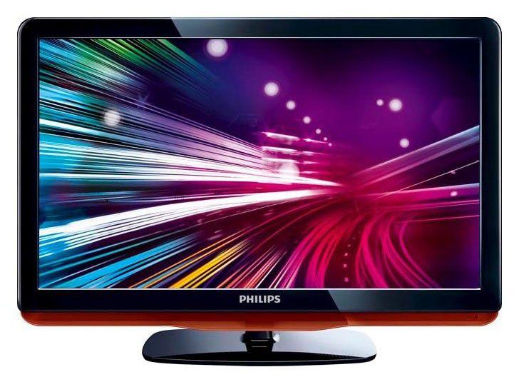 "LED телевизор PHILIPS 22PFL3405/60  ""R"", 22"", HD READY (720p),  черный"