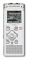 Диктофон OLYMPUS WS-650S 2 Gb,  серебристый [n2285621]