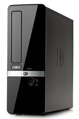 HP Pro 3120MT,  Intel  Core2 Duo  E7500,  DDR3 4Гб, 500Гб,  Intel GMA X4500HD,  DVD-RW,  CR,  Free DOS,  черный [wu564ea]