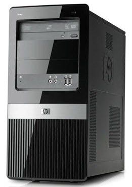 HP Pro 3120MT,  Intel  Core2 Duo  E7500,  DDR3 2Гб, 500Гб,  Intel GMA X4500HD,  DVD-RW,  CR,  Windows 7 Professional,  черный [wu569ea]