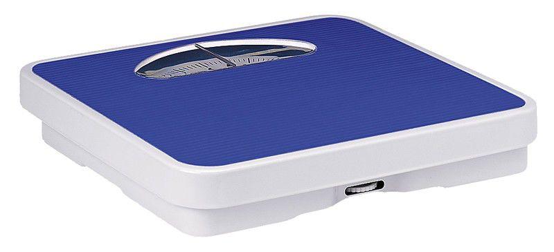 Напольные весы SCARLETT SC211, до 136кг, цвет: синий