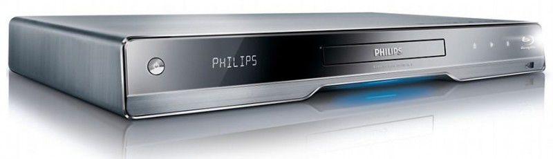 Плеер Blu-ray PHILIPS BDP7500SL/51, серебристый