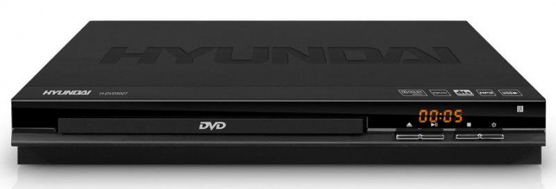 DVD-плеер HYUNDAI H-DVD5027,  черный